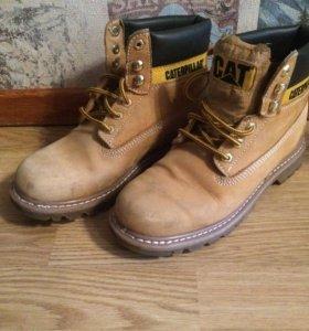 Зимние ботинки САТ