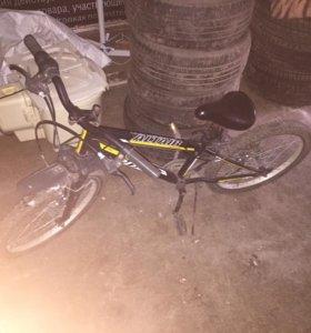 Велосипед от 6до11 лет