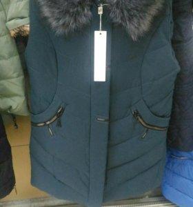 Пальто зима р 50-60