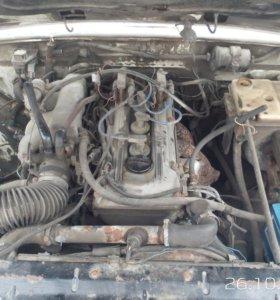 Двигатель на газ, волгу змз 406 инжектор