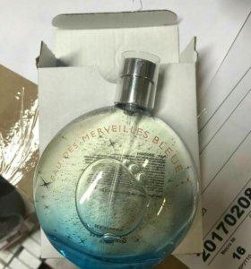 Hermes eau des merveilles bleue ,100 мл в тестере