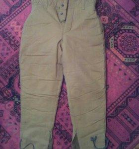 Ватные штаны ( подстежка),50 размер