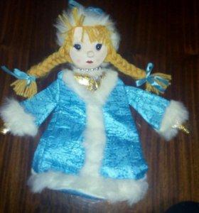 Новогодний подарок Снегурочка