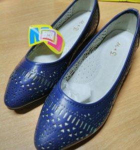 Туфельки 31 размер для девочки
