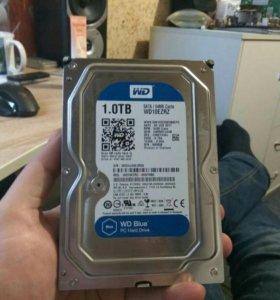 Жёсткий диск на 1 TB