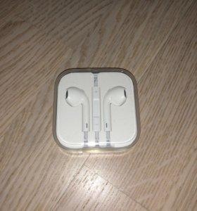 Наушники earpods 3.5