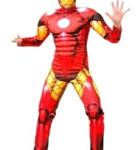 """Детский карнавальный костюм """"Железный человек"""""""