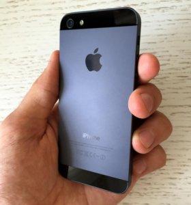 Айфон 5 16 Гб Черный