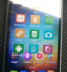 Продам новый смартфон Doopro P3