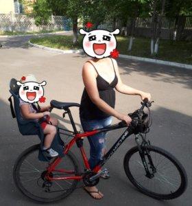 Отличный горный велосипед
