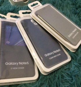 Чехол Galaxy Note5
