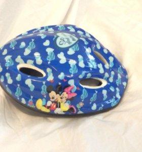детский велосипедный шлем р.S (46-54 см)