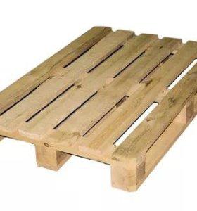 Поддоны деревяные б/у