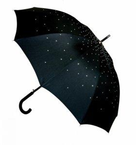 Зонты со стразами
