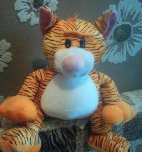 Мягкая игрушка,тигр