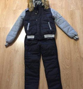 Зимний женский костюм