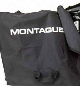 Чехол для велосипеда Montague черный