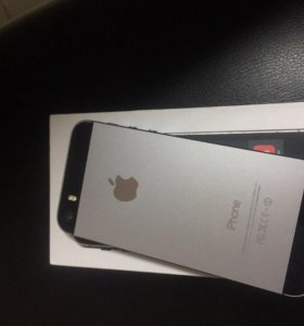 Apple iPhone 5S 16Gb Space Gray (Touch Id Locked)