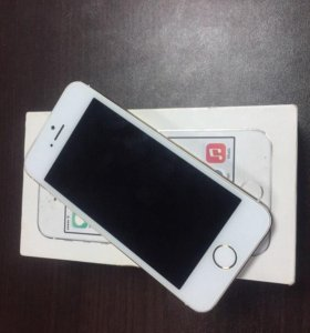 Apple iPhone 5s 32Gb Gold (Touch Id Locked)