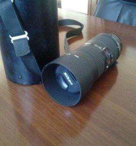 Объектив Nikon AF-micro Nikkor 70-180 mm 14,5-5,6D
