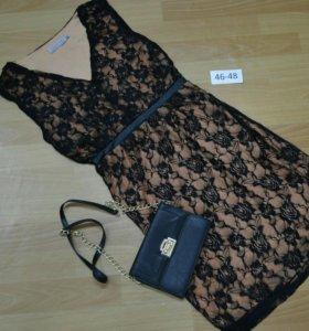 Платье нарядное (46-48)