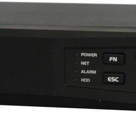 Цифровой 4-х канальный видеорегистратор RVi-R04LA