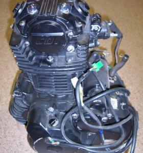 Двигатель запчасти ирбис ттр 250