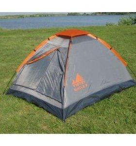 Продам б/у палатки