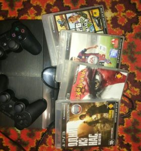 Sony PlayStation 3 500g Super Slim