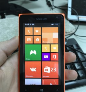 Windows Phone Microsoft Lumia 435 Dual Sim RM 1069
