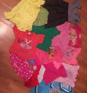 Вещи на девочку 3-4 года