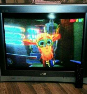 Телевизор JVC 72см с пультом