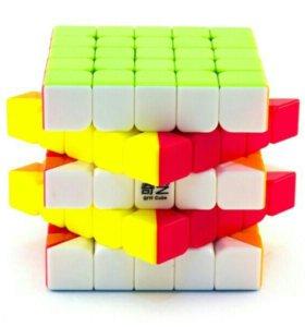 Кубик Рубика  Qiyi MoFangGe ZhiCheng 5x5x5 color