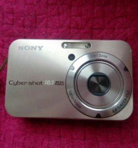 Sony Cyber-shot DSC-N2 цифровой фотоаппарат