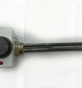 Блок ТЭН с терморегулятором 3 кВт