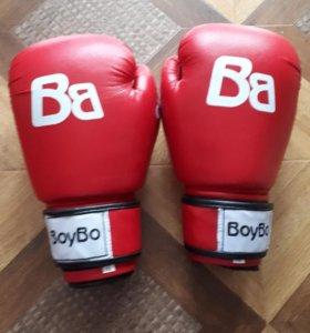 Боксерские перчатки, 12 унций