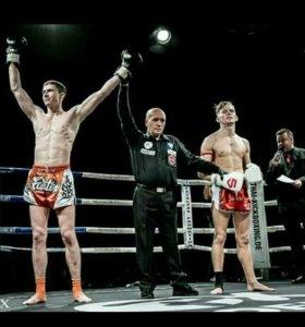 Тайский бокс с Чемпионом Мира!