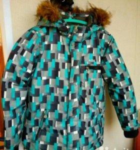 Зимняя куртка rieke