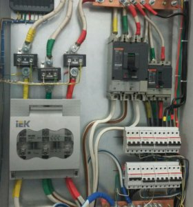 Электромонтажные работы, электрики.