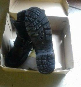 Мужские ботинки. (Берцы).