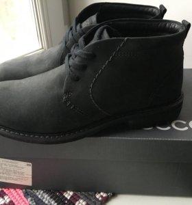 Зимние ботинки ecco 41 размер