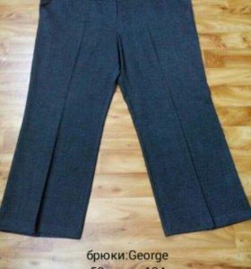 Брюки George 58 размер