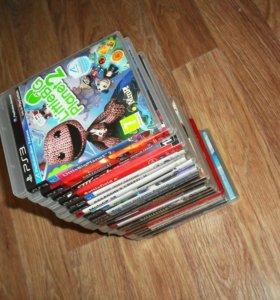 ps3 23 диска комплект