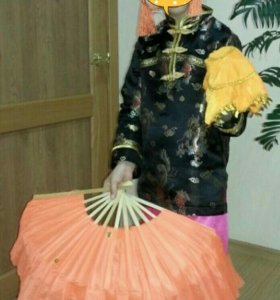 Костюм Китай , карнавальный , танцевальный