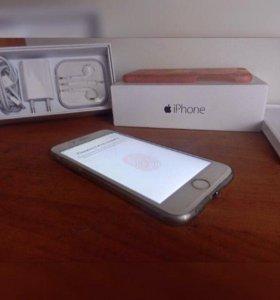 Продам IPhone 6 на 16gb.