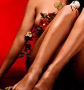 Шугаринг: мужское и женское бикини!!