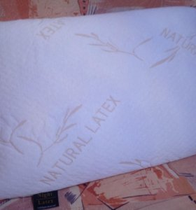 Подушка из 100% латекса