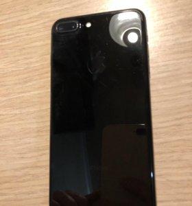 iPhone 7+ onyx 128g