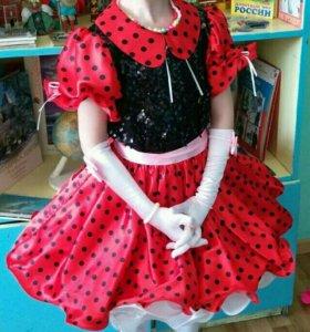 Платье на праздник или стиль 80-х