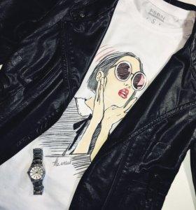 Одежда с ручной росписью
